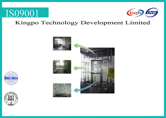 IP1-7 Comprehensive Water Spray Test Chamber with Calibration Certificate