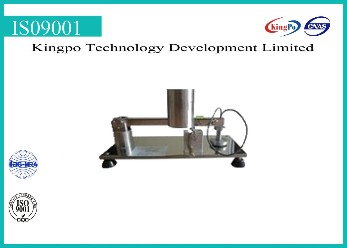 Lampholder Contact Tester , Stainless Steel Testing Equipment Lampholder Copper Contacts Security Thrust Test Device